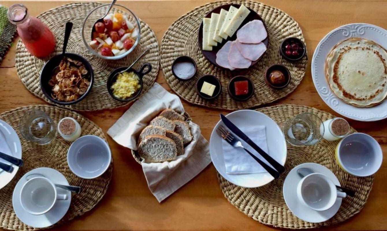Desayuno - Pullao